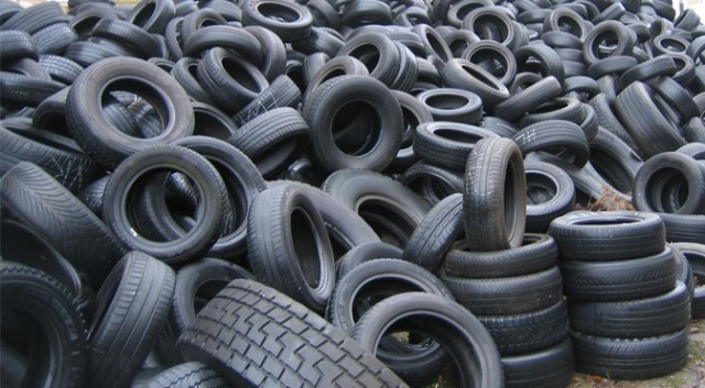 Old Tires to build Cheap and Longer Lasting Lithium ion Batteries