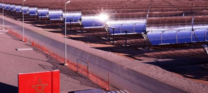 Morocco's Ouarzazate Solar Power Plant to be Commissioned in 2015