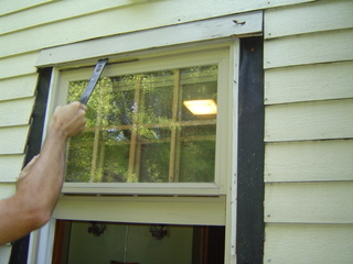 Tips on How to Paint Your Exterior Wooden Trim