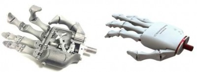 3D printed mechanical hand