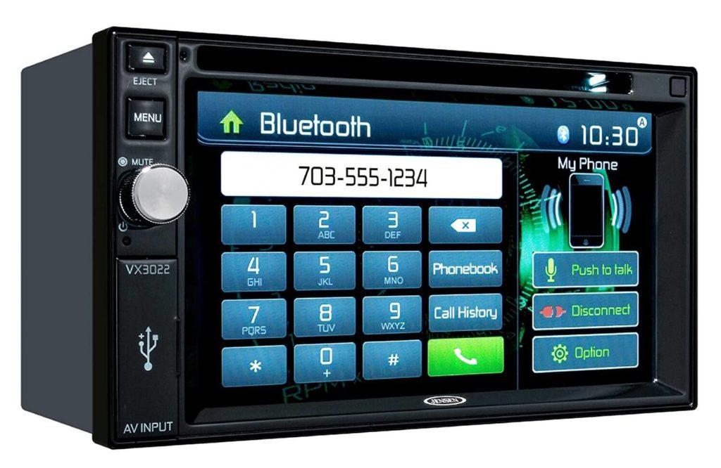 Jensen VX3022 LCD