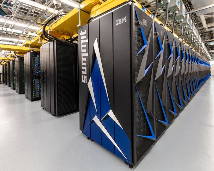World's Fastest Supercomputer does 200 Quadrillion Calculations per Second