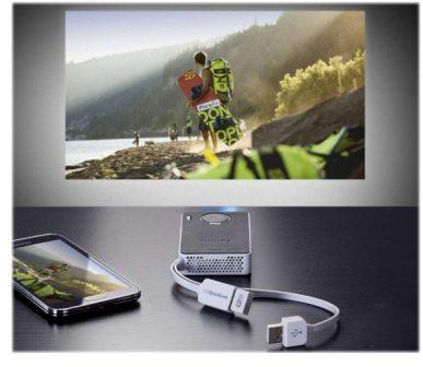 What are Pocket Projectors