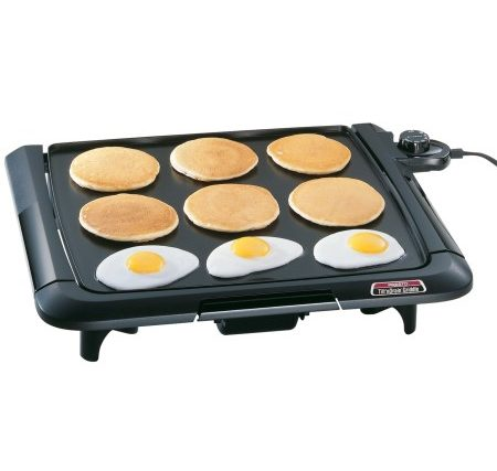 What is an Electric Griddle