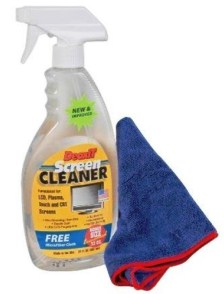 Screen Cleaners for Computers, TVs, and Smartphones