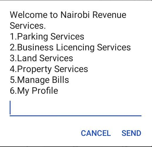 pay for parking in nairobi