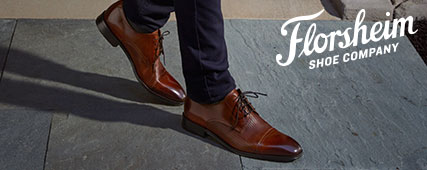 Florsheim Men Shoes for  Formal and Casual Wear