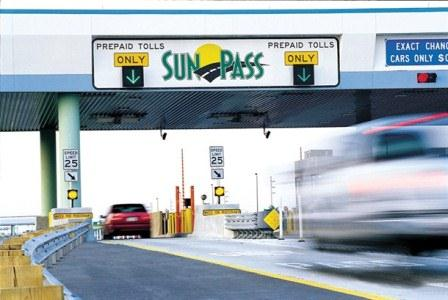 SunPass Payment System For Florida Toll Roads