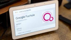 Fuchsia operating system